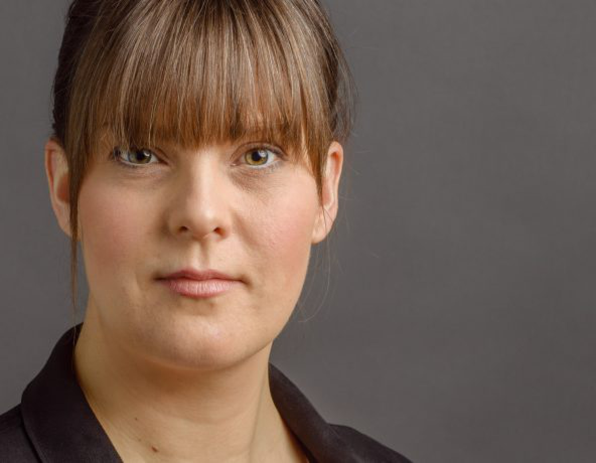 A picture of Carolin Holzer