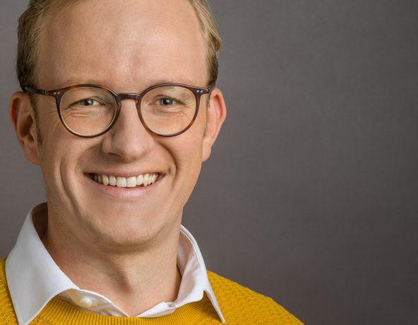 A picture of Sören Krüger